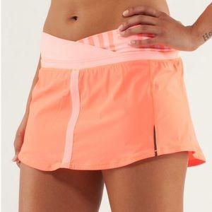lululemon   Run: Pace Skirt   Size 10